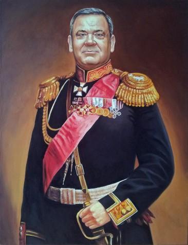 Где заказать портрет маслом в Ярославлье?