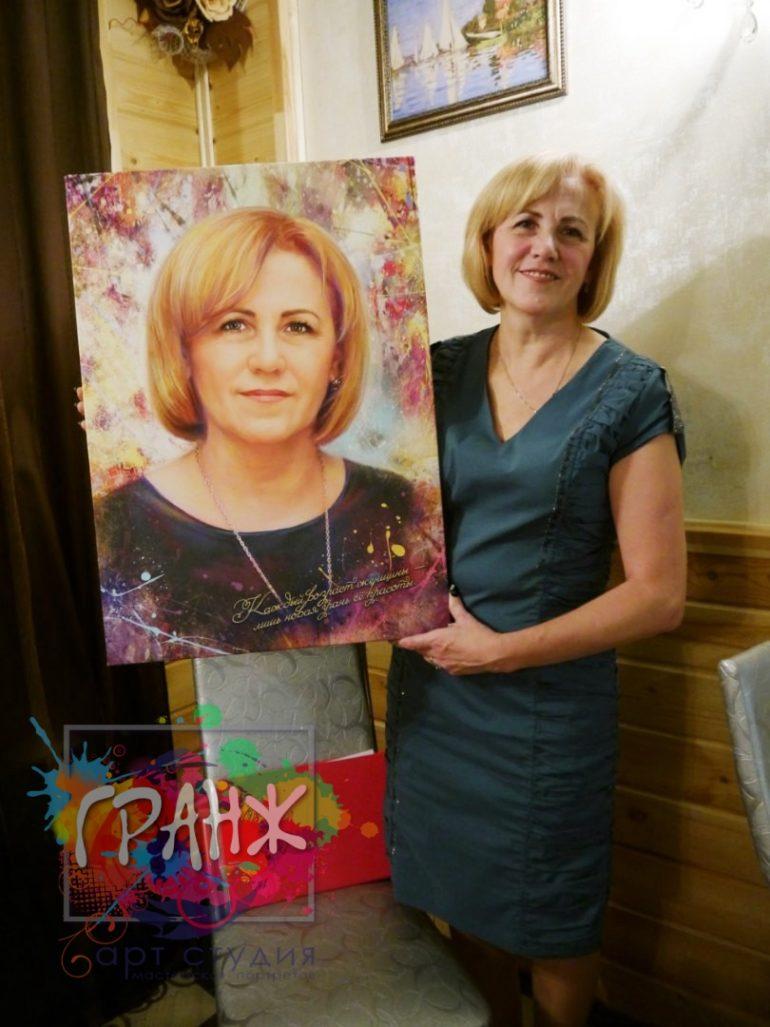 Портрет на заказ Ярославль